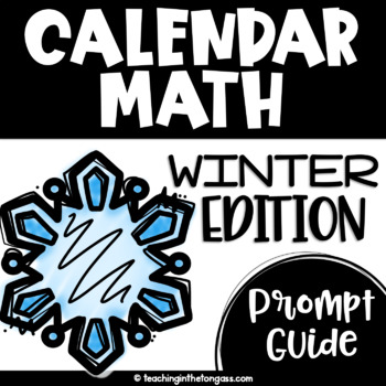 Calendar Math Free (Winter)