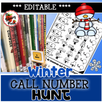 Winter Call Number Hunt