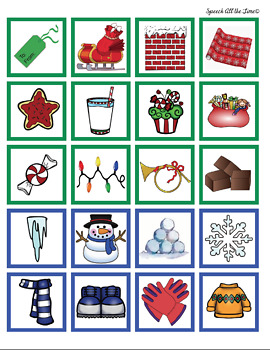 Cariboo Cards for Winter