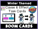 Winter Cause and Effect BOOM Cards