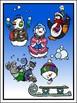 Winter Celebration clipart