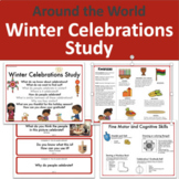 Winter Celebrations Around the World (Created after Creative Curriculum concept)