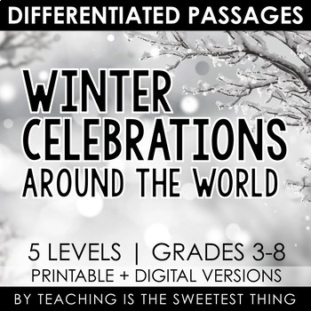 Winter Celebrations Around the World: Passages