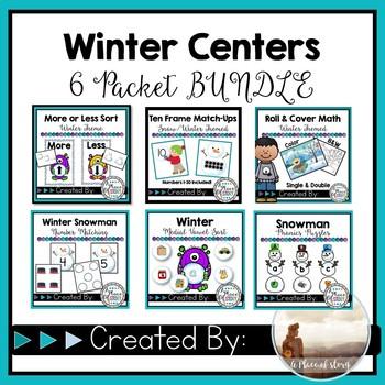 Winter Center Bundle