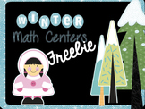 Winter Center Freebie