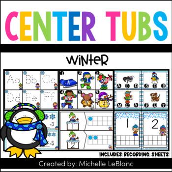 Winter Center Tubs