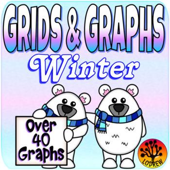 Winter Centers Graphs Winter Graphing Activities Math Winter Activities