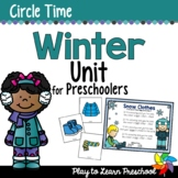 Winter Circle Time Unit