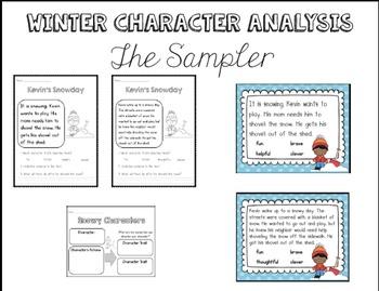 Winter Character Analysis SAMPLER