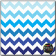 Winter Chevron on White Digital Papers {Commercial Use Digital Graphics}