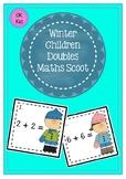 Winter Children Doubles Maths Scoot