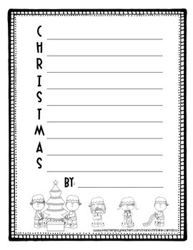 Winter & Christmas Acrostic Poems