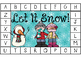 Winter Christmas Literacy and Math Centers