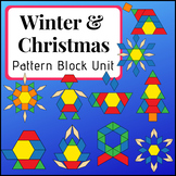 Winter & Christmas Pattern Block Unit