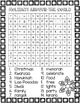 Winter, Christmas, Polar Express, Holidays Around the World Word Searches