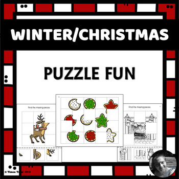 Winter/Christmas Puzzles