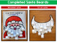 Winter Christmas Santa Digraph Beard Activity ch sh th wh