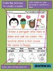 Winter Christmas Sentences and Words SET 2  - Peppy Pencil Writing Helpers