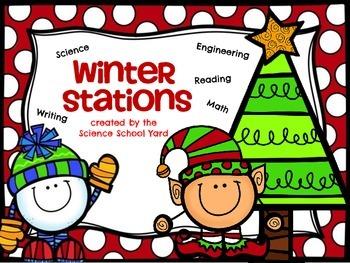 STEM Winter Stations