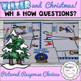 Winter and Christmas Wh Questions