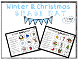 #Dec2017SLPMustHave Winter & Christmas Wh- Questions Smash Mat