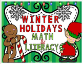 Winter, Christmas and Holiday Math and Literacy Activites
