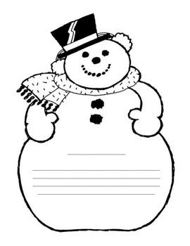 Winter Cinquain Writing Activity - Penguin Themed PENQUAIN activity, too!