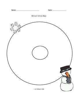 Winter Circle Map