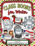 Winter Class Books --- Class Books for December, January & February