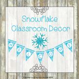 Winter Classroom Decor
