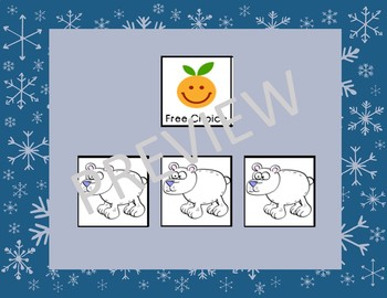 Winter Classroom Management Bundle