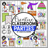 Winter Classroom Party Pack