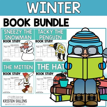 "Winter ""Click-and-Print"" Book Bundle"