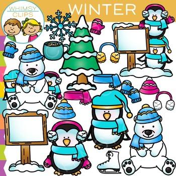 winter clip art by whimsy clips teachers pay teachers rh teacherspayteachers com creative clipart teachers pay teachers creative clipart teachers pay teachers