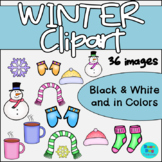Winter Clipart | Commercial Use