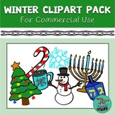 Winter Clipart Pack