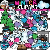 Winter Clipart {Seasons Clipart}