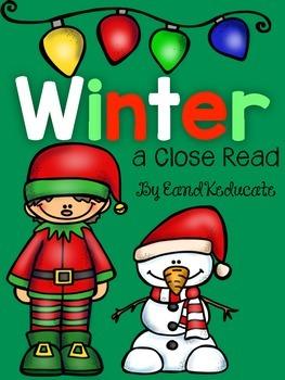 Winter Close Read