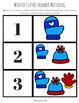 Winter Clothes Bundle -Literacy, Math, Social Emotional, Motor Skills - Pre-K