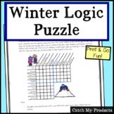 Winter Logic Puzzle