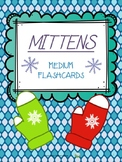 Winter Clothes - Mittens Flashcards