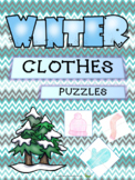 Winter Clothes - Puzzle Game