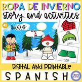 Winter Clothes in Spanish - La ropa de invierno