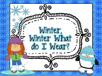 Winter Clothing Book