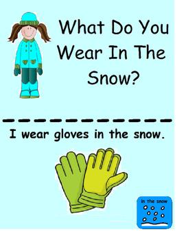 Winter Clothing Bundle