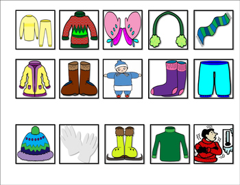 Winter Clothing Cariboo/Spinner
