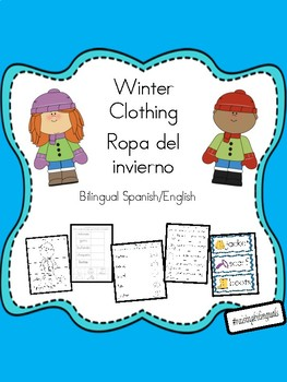Winter Clothing- Ropa del invierno
