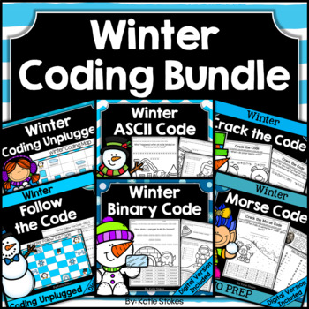 Winter Coding BUNDLE