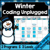 Winter Coding Unplugged | Printable & Digital