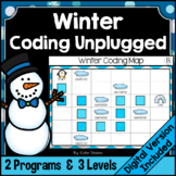Winter Coding Unplugged | Distance Learning